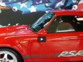 Very rare Porsche Turbo rsr 700hp at americancarwash
